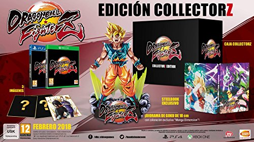 Dragon Ball FighterZ: Collector s Edition