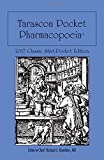 #9: Tarascon Pocket Pharmacopoeia 2017