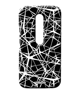 Grunge Web - Sublime Case for Moto G3