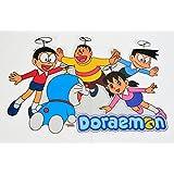Worthy Shoppee Sticker For Kids Room Kids Return Gift Doremon Decorative Sticker
