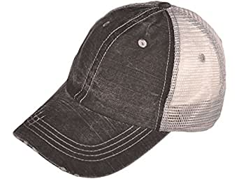 6bf64cadf2551 ... Caps   Hats  Wholesale Low Profile Unstructured Special Washed Cotton  Twill Distressed Mesh