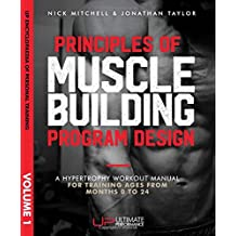 Principles of Muscle Building Program Design (UP Encyclopaedia of Personal Training Vol 1)