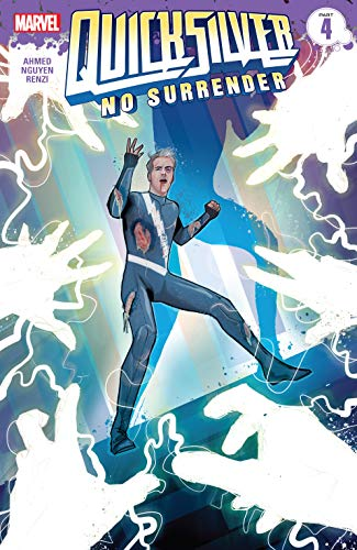 Quicksilver: No Surrender (2018) #4 (of 5) (English Edition)