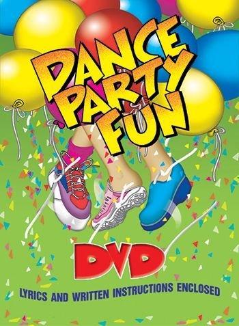 KIMKV400DVD - DANCE PARTY FUN DVD by Kimbo Educational
