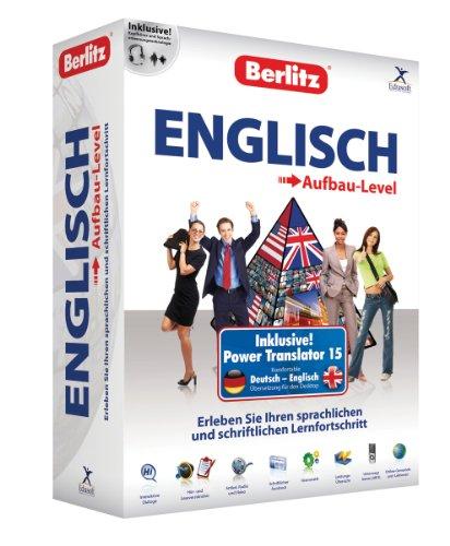 Berlitz Englisch - Aufbau-Level (inkl. Power Translator Englisch)