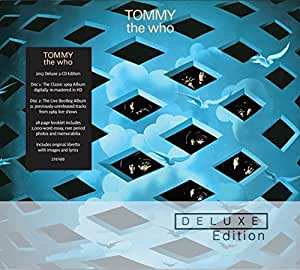 Tommy (Deluxe)