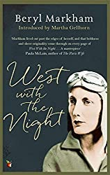 West With The Night (VMC) by Beryl Markham (1984-09-17)