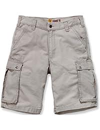 Amazon.it  Beige - Salopette   Uomo  Abbigliamento 449c42d9fa95