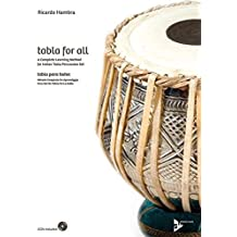 Tabla for All +CD (Advance Music)