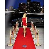 ausrollbarer * Roter Teppich * für Eine VIP-Party Oder die Eigene Holl