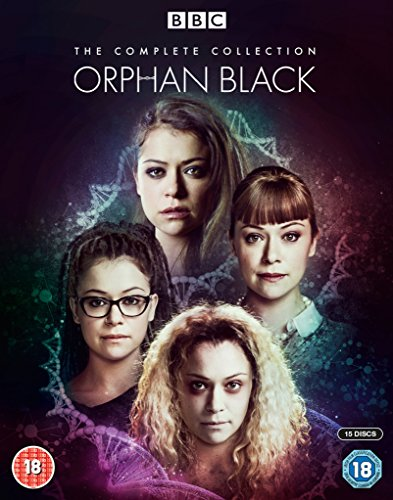 Orphan Black - The Complete Collection