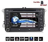 GPS DVD USB SD VCDM Bluetooth Autoradio 2 Din Navi Golf 5 / Golf 6 / Passat/Polo / Touran/Tiguan / Jetta/Golf Plus/Shirocco / Sharan/Caddy / EOS/Amarok / Skoda/Seat / Volkswagen