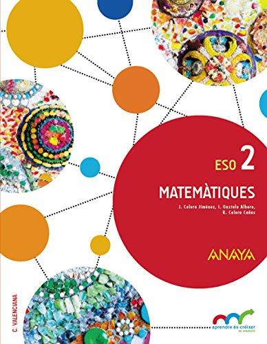 Matemàtiques 2 (Aprendre és créixer en connexió)