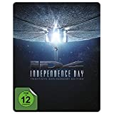 Independence Day (Extended Cut) Steelbook [Blu-ray]