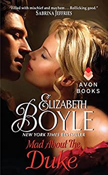 Mad About the Duke (The Bachelor Chronicles) by [Boyle, Elizabeth]
