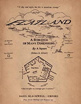 Flatland: A Romance of Many Dimensions [Illustrated] (English Edition) di [Abbott, Edwin A.]