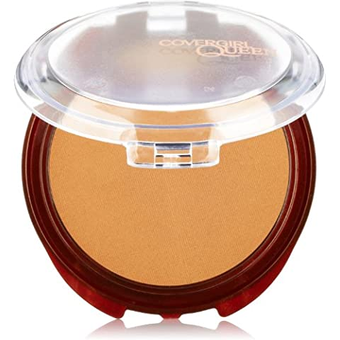 CoverGirl Queen Collection Natural Hue Mineral Bronzer light bronze 100,