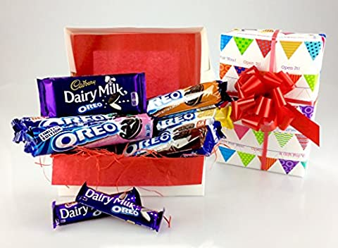 Large OREO Gift Hamper - Peanut Butter - Chocolate Cream-