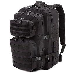 US Army Assault Pack II Rucksack Einsatzrucksack back 50 ltr. Liter (Schwarz)