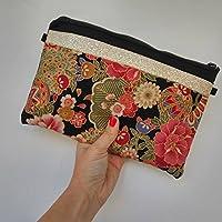 Bolso de mano diseño oriental. Japanese dessin handbag