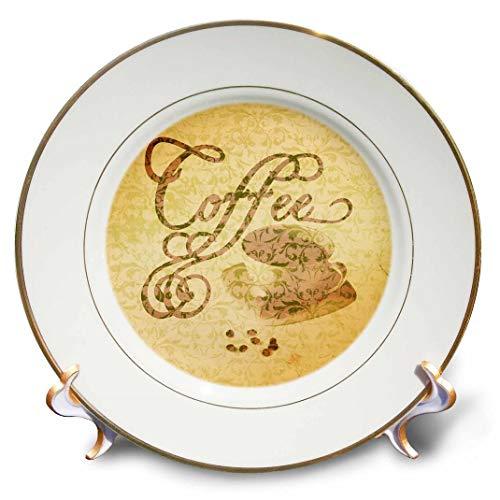 3drose Vintage Stil Tasse coffee-porcelain, 20,3cm (CP _ 99374_ 1)