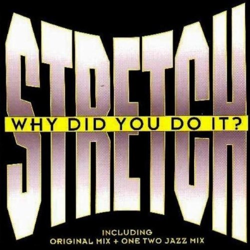 Why Did You Do It (One Two Jazz Mix)