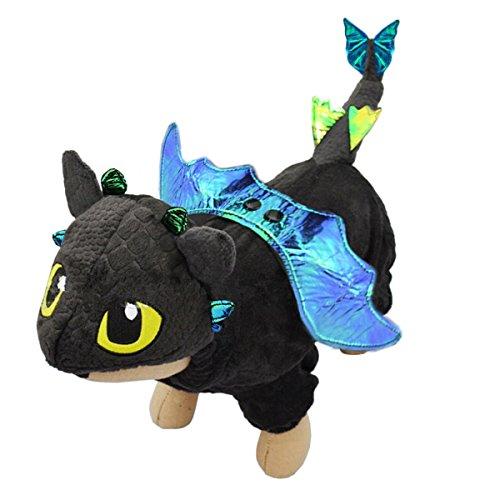THEE Ropa para Mascotas Dinosaurio Disfraz de Perro o Gato Fiesta Traje
