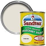 Sandtex 150ml Tester Pot Chalk Hill Ultra Smooth Masonry Paint
