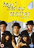 How I Met Your Mother - Season 1-5 [DVD]
