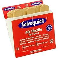 SALVEQUICK Pflasterstrips elastisch Refill 6444 40 St preisvergleich bei billige-tabletten.eu