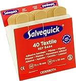 Salvequick Pflaster-Strips elastisch 40 Stück