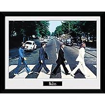 GB Eye Cadre The Beatles Abbey Road 30 cm x 40 cm