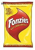 Produkt-Bild: 10x Fonzies Maissnack mit Käse 100g Käsechips chips mit mais italien snack