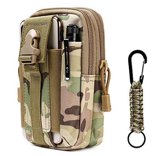 Outdoor Flintronic® BagMolle With Tactical Holster For Edc Utility Cell Waist BagsUniversal Phone Gadget PouchHook H9IDEW2