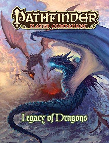Pathfinder Player Companion: Legacy of Dragons por Paizo Staff