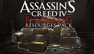 Assassin's Creed IV Black Flag Zeitsparer: Ressourcen-Paket [U-Play Code]