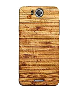 Fuson Designer Back Case Cover for InFocus M530 (finging yourself creating yourself)