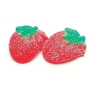 Kingsway Fizzy Strawberries 1kg