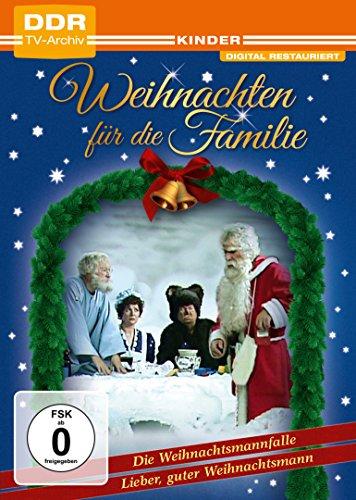 Weihnachten für die Familie: Die Weihnachtsmannfalle + Lieber, guter Weihnachtsmann (DDR T Preisvergleich