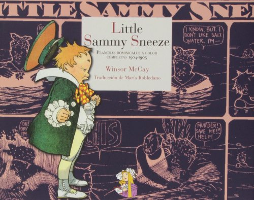 Little Sammy Sneeze (Tebeos De Cordelia)