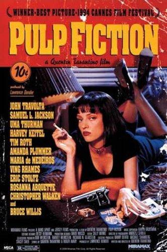 Empire 12500 Pulp Fiction - Filmplakat, Film Kino Movie Poster ca. 61 x 92 cm