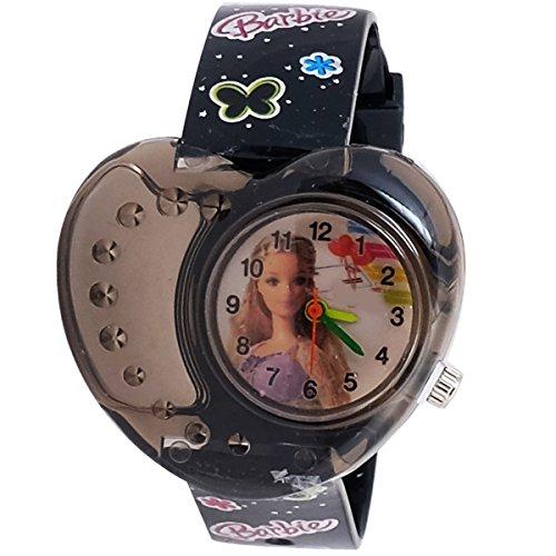 Super Drool SD0148_WT_BLACKBB  Analog Watch For Girls