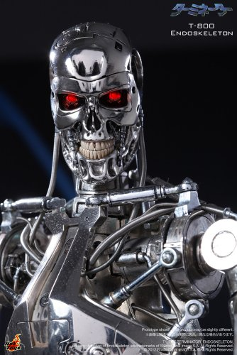 Terminator - Endoskeleton Quarter Scale Figure (japan import) 2