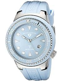 Swiss Legend  21848D-012 - Reloj de cuarzo para hombre, con correa de goma, color multicolor
