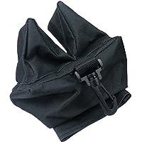 Appoggio anteriore e posteriore per fucili / Sacchetto da tiro per carabina, caccia e tiro a segno - Nero