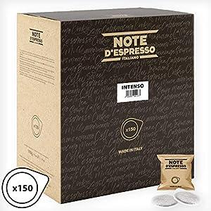 Note D'Espresso Intenso, Caffè in cialde, 7 g x 150 cialde