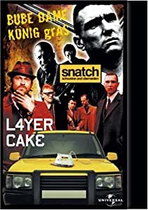 Bube Dame König grAS / Snatch / Layer Cake [Limited Edition] [3 DVDs]