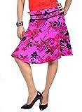 Vivaa Cotton Short Skirt