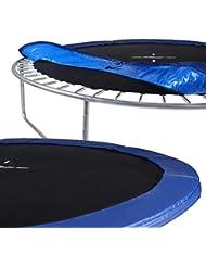 Physionics - Accessoire pour trampoline – coussin de protection de ressorts – DIVERSES TAILLES AU CHOIX