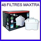 FILTER-LOGIC - LOT DE 48 CARTOUCHES GENERIQUES BRITA MAXTRA FILTER LOGIC - MAXTRA48